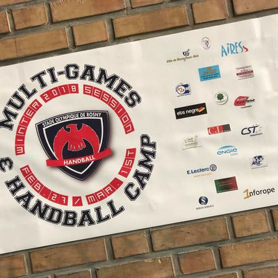 Multi Games & Handball Camp (Winter Session) Jour 2 (28.02.2018)