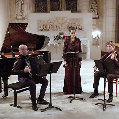 Etonnante Schubertiade au festival Musique aux Mirabelles !