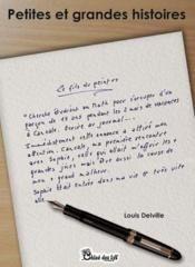 """""""Les vacances"""", une nouvelle signée Louis Delville"""