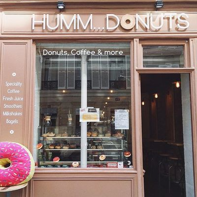 Humm Donuts, Naissance d'une histoire d'Amour #food #Donut #Life