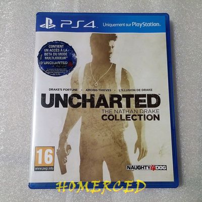 (PS4) Uncharted : The Nathan Drake Collection