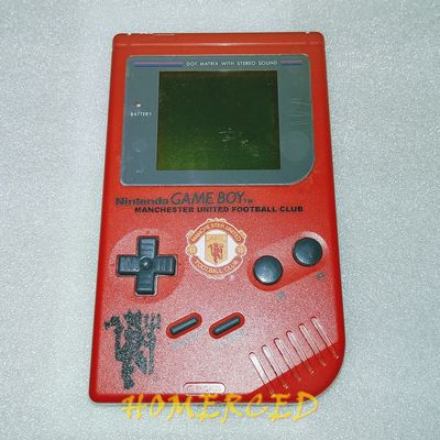(Collection) Game Boy Manchester United Edition