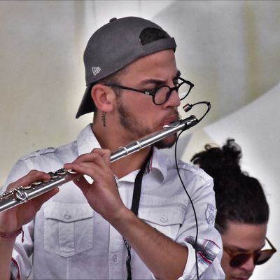 CRABS COME BACKS A JAZZ IN MARCIAC LE 11/08/2017