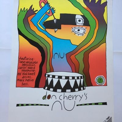 ART ET JAZZ: DON CHERRY