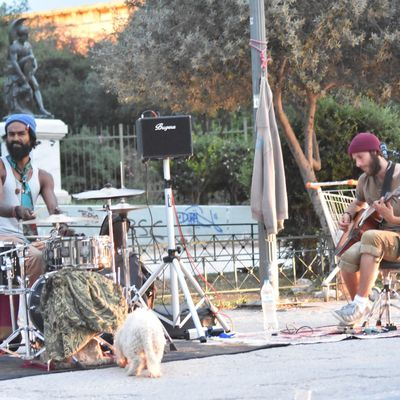 FUNK-BLUES A ATHENES