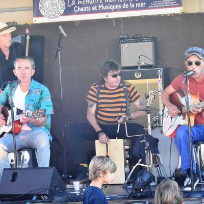 CHERRY'S'ON TOP AU MUSEE MARITIME A LA ROCHELLE LE 15/09/2018