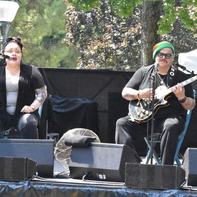 GINO MATTEO/JADE BENNETT A BLUES PASSIONS A COGNAC LE 7/7/2019
