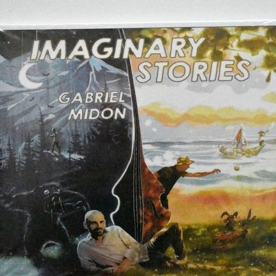GABRIEL MIDON: IMAGINARY STORIES (ABSILONE)