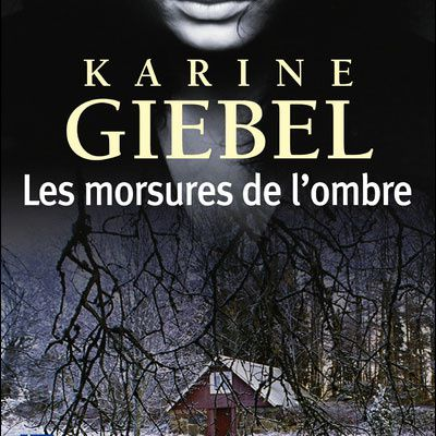 LES MORSURES DE L'OMBRE, de Karine GIEBEL