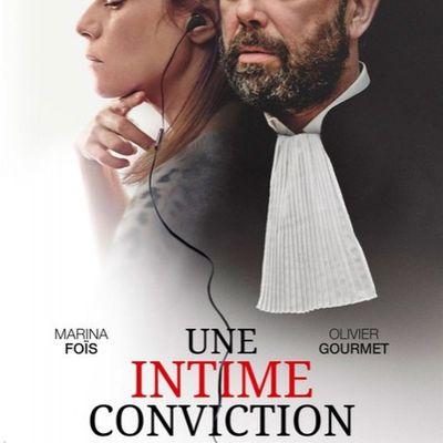 UNE INTIME CONVICTION, film d'Antoine RAIMBAULT