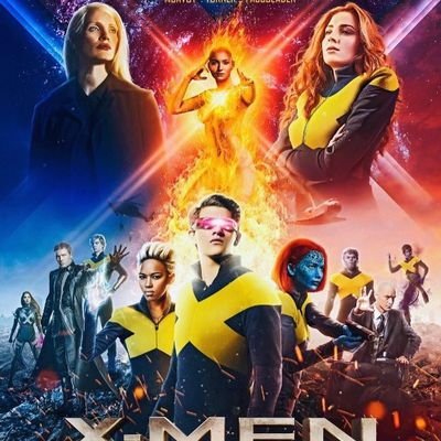 X-MEN : DARK PHOENIX, film de Simon KINBERG