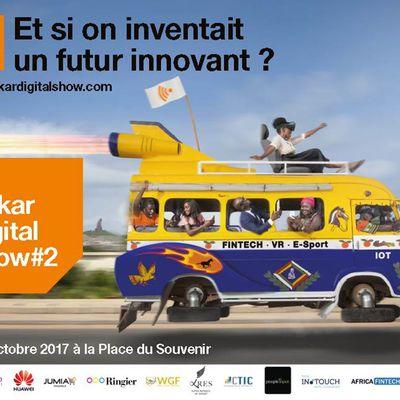 TIC : Dakar Digital Show 2017 : du 24 et 25 octobre à la Place du Souvenir