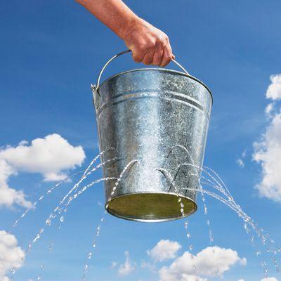 """Toujours pas de """"clim"""", mais enfin de l'eau !"""