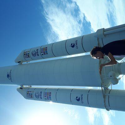 Kourou : le centre spatial et le décollage d'Ariane 5