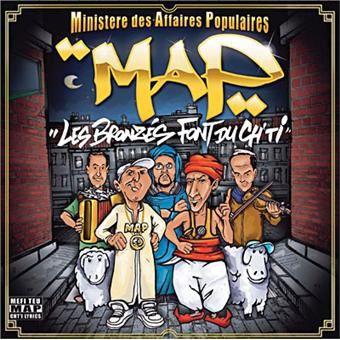 UNon, le rap français n'est pas mort dans les années 1990: le M.A.P., et le rap ch'ti