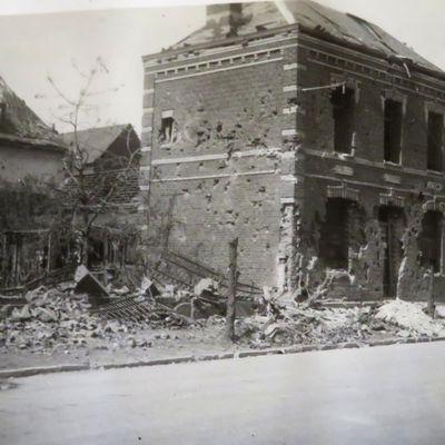 Tilques et la seconde guerre mondiale : tués, prisonniers, et le bombardement de Saint-Omer (1943)