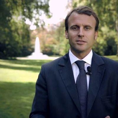 Emmanuel Macron, ancien banquier d'affaires de chez Rothschild...