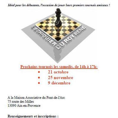 Challenge des Jeunes Aixois - Saison 1 - Episodes 2, 3 et 4.