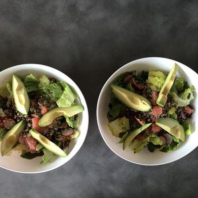 Salade détox