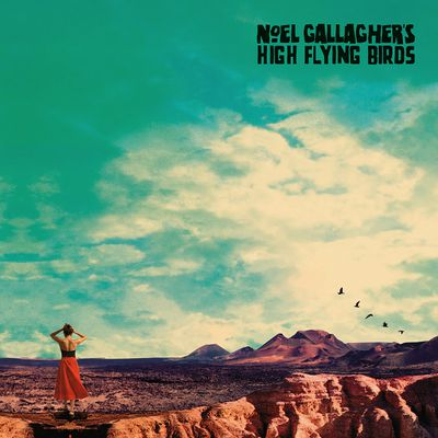 Noel Gallagher sort Who Built the Moon avec ses High Flying Birds