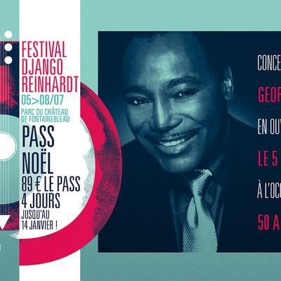 Le jazz vivre au Festival Django Reinhardt