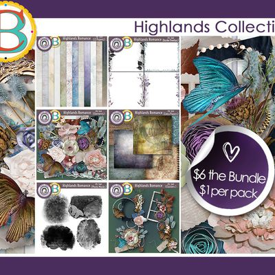 HIGHLANDS ROMANCE Collection