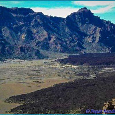 10 ANS DE SAFARI  PHOTOS AU TEIDE ( VOLCAN 3718 M ) TENERIFE  MAI-AOUT-OCTOBRE