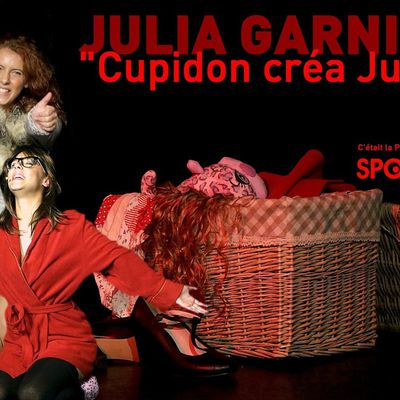 Julia Garnier : Show girl made in Hauts-de-France !