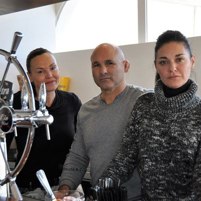 Six-Fours/Actualité : Le Restaurant Yachting Club, 100% Made in Le Brusc