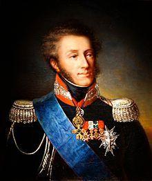 Décembre 1818: un Duc à Béthune