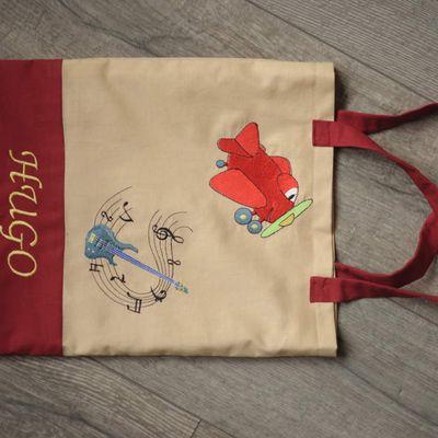 Le sac d'Hugo