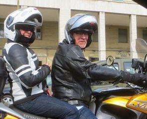 Nos voyages à moto...de Pierre et Brigitte