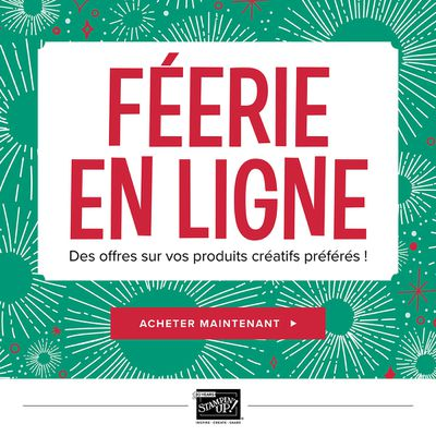 promo chez stampin'up