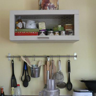recyclage vieux meuble  formica