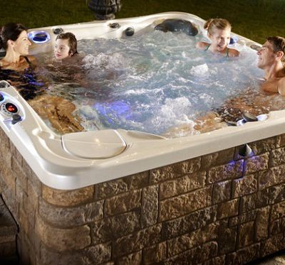 A Hot Tub Might be the Biggest Piece of the Relaxation Puzzle