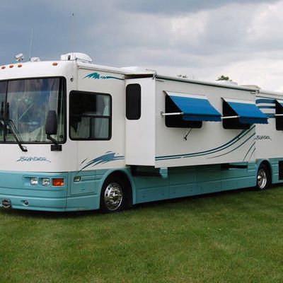 How to Update the Interior of Your Motorhome