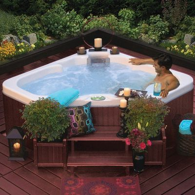 Private Relaxation Corner: How to Choose the Right Home Spa