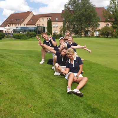 Championnat de France mid amateur dames au golf du Val de Sorne - Troisième jour