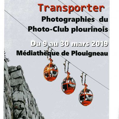 "Expo 2019:    ""Transporter"""
