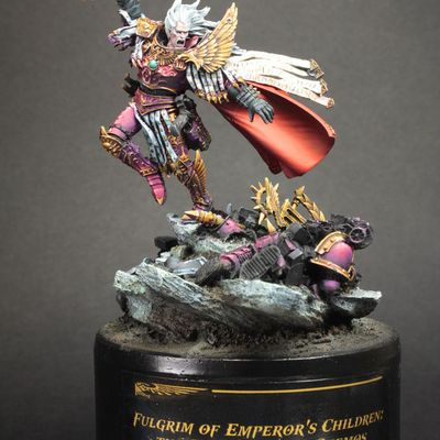 Commission: Fulgrim des Emperor's Children