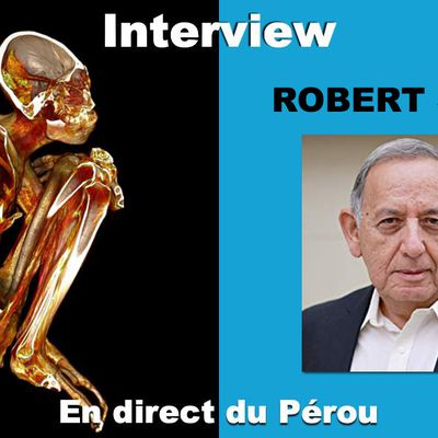 Interview Robert Salas - NURÉA TV / GREPP