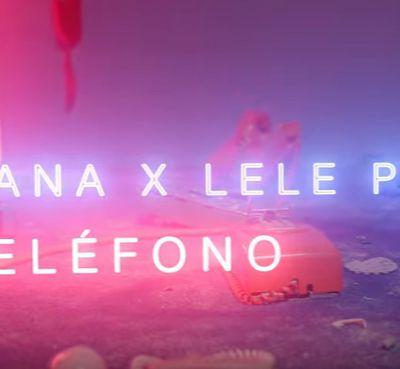 Aitana x Lele Pons - TELÉFONO (REMIX); Lyrics, paoles, Tarduction, Vidéo officielle | Worldzik