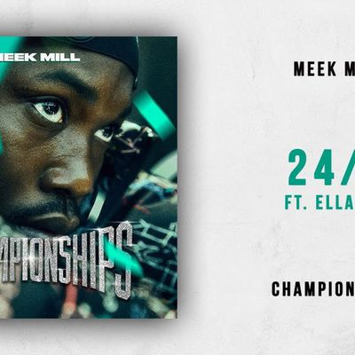 Meek Mill - 24/7 feat. Ella Mai; Lyrics, Paroles, Traduction, vidéo Officielle | Worldzik