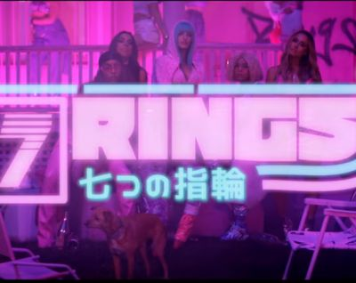 Ariana Grande - 7 rings; Lyrics, Paroles, Traduction, Vidéos officielle  | Worldzik