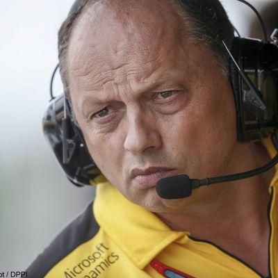 Frédéric Vasseur prend la tête de Sauber