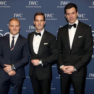 Lewis Hamilton absent des 150 ans d'IWC