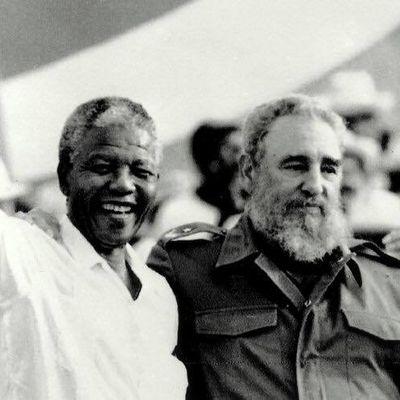 Fidel Castro, l'autre vainqueur de l'apartheid