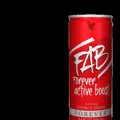 FAB Forever Active Boost - Pack x12 Réf. 321 • 250 ml