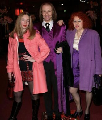 PERFECTION LA #FAMILLE #ACKERMANN !!!!