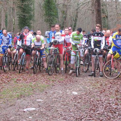 Cyclo-cross de Borderes (07/01)